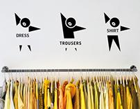 Wayfinding Concept Store