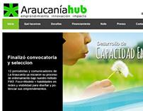 Web Araucanía hub