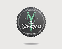 The Foragers Rebrand
