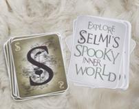 Selmi's Spooky Inner World - My website