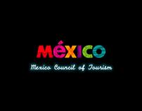 Mexico Council of Tourism - Digital Campaign