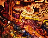 Catherine Lavigne Artiste peintre •cml•