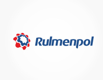 Logo for ball bearings manufacturer Rulmenpol