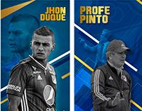 Wallpapers [App Millonarios FC]