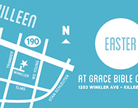 Grace Bible Church Easter Promos, 2013