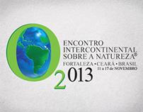 O2013 - Encontro Intercontinental Sobre a Natureza