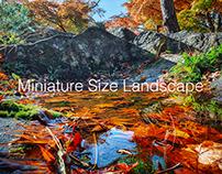 Miniature Size Landscape -season5-