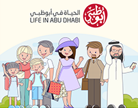 Life In AbuDhabi - Explanation video
