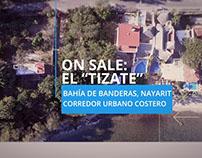 """Terreno """"El Tizate"""" - Puerto Vallarta"""