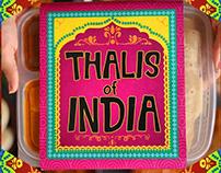ThalisOfIndia kaleidoscopic promotional video