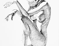 Helmeted Nude IV