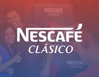 Nescafé Clásico - Rompe La Rutina