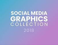 2018 Social Media Graphics