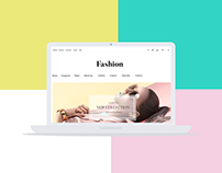 Blog for Fashion stylist