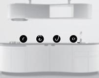 Cocina integral por Revo Design Studio