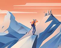 Atlas Copco - Matterhorn