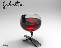 Seduction (wine glass)