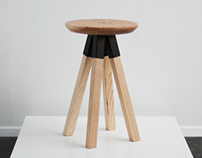 Collar Stool Collection