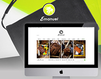 Emanuel Wallets Ltd: Web Design