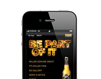 Miller Mobile Web
