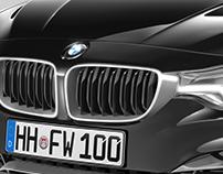CGI BMW 4 Series