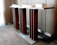 Unibail furniture / Naço