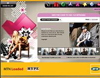 MTN HYPE Magazine CD