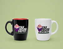 Logo Design: Tax Refund Depot