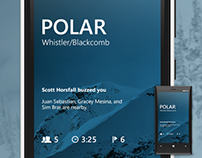 Polar for Windows Phone