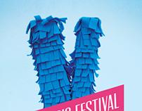 VIBE Music Festival Poster