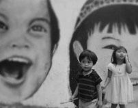 Kekoa & Kalea Wall Portraits
