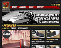 Web Site Mockup