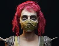 Post apocalyptic character