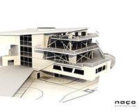 Architectural renderings / Naço