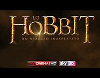 Sky Cinema - LO HOBBIT - Promo