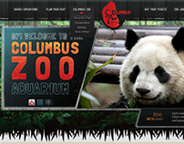 Columbus Zoo - College Project