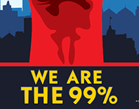 WE ARE THE 99&