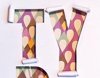 Typomania - Poster