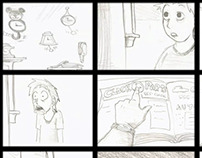 Storyboards/Animatics