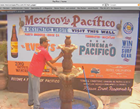 Pacifico - Destination Website