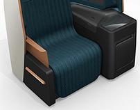 CS04 Aircraft Seat Range
