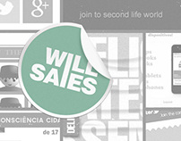Will Sales (Site Pessoal)