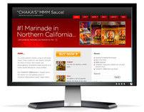 """""""CHAKA'S"""" MMM Sauces & Marinades Website"""