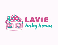 Lavie Baby House - Web Interface Design