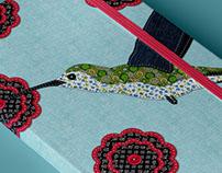 Ilustração Beija-flor