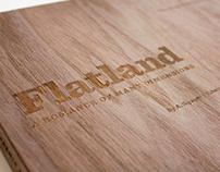 Flatland Book Design