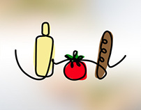 Fresh Food / Market Logo