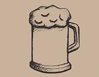 Bad Brew Logo