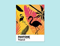 Pantone Tropical