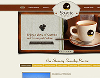 Soweto Preview Website
